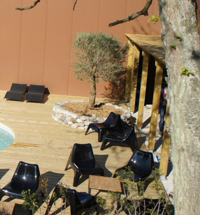 Ecolodge in Corsica