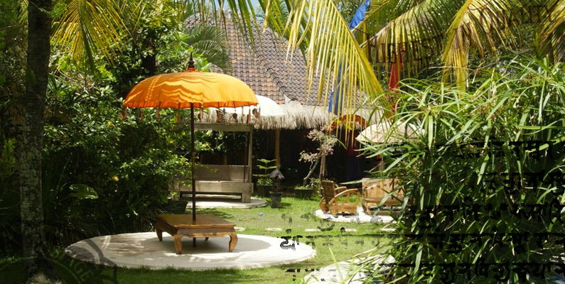 Ecologisch paradijs in Ubud
