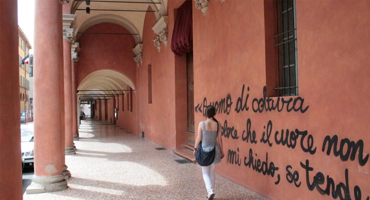 Bologna: de lekkerste stad van Italië