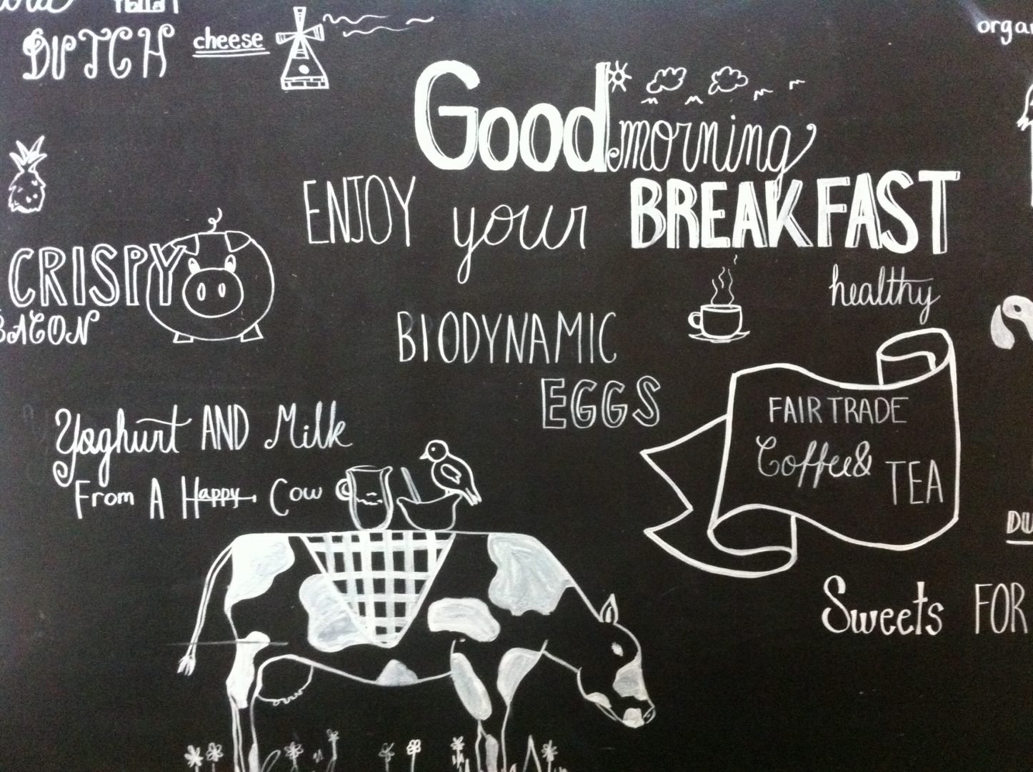 conscious hotel vondelpark amsterdam ontbijt