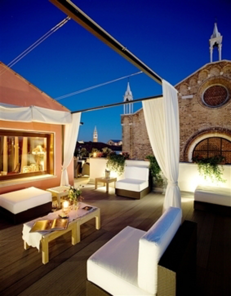 Romantiek in Venetië
