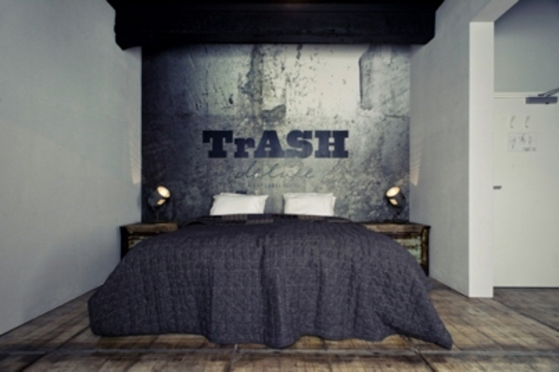 Design hotel maastricht trash de luxe for Design hotel maastricht