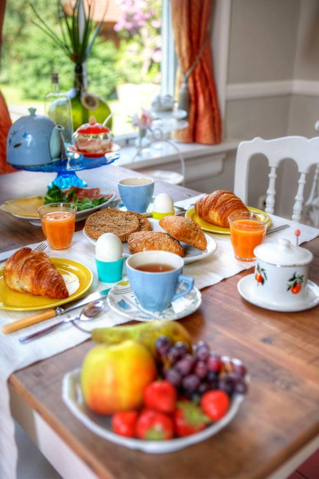ontbijt b&b stadsboerderij enschede