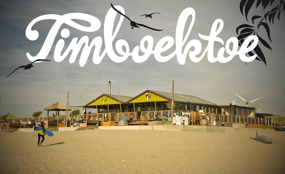 Hotspot: strandtent Timboektoe