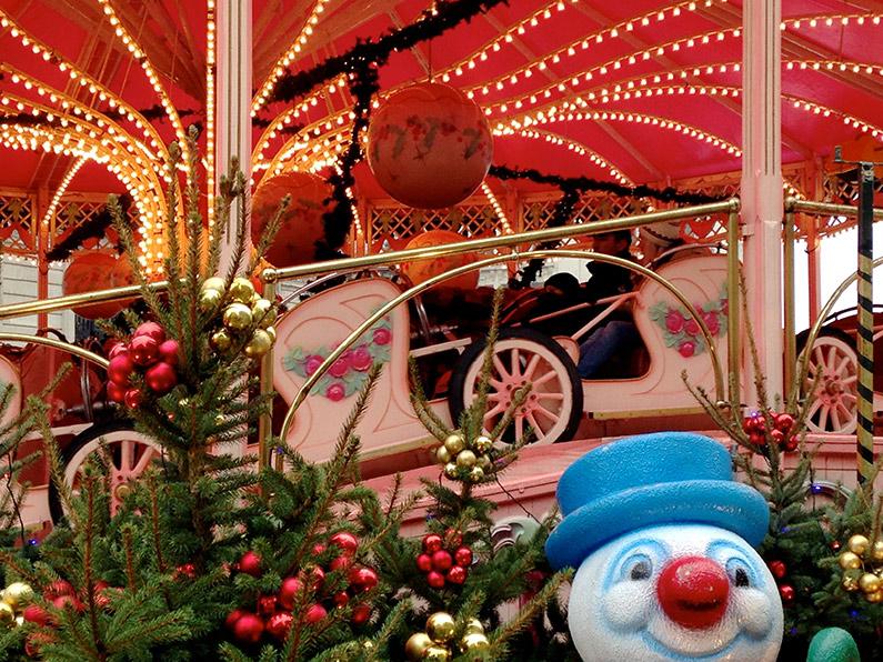 kerst shoppen Lille