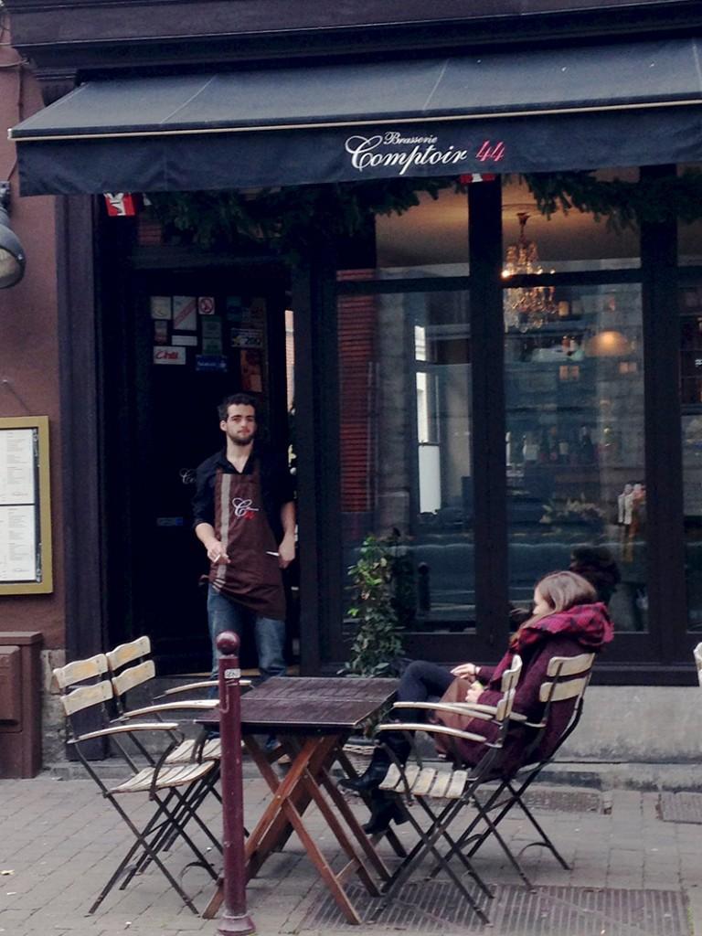 Leuke restaurants Lille
