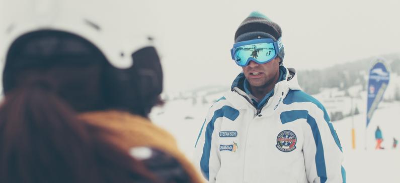 Mijn skileraar