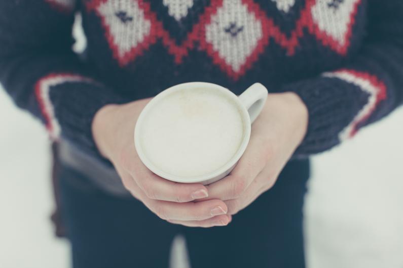 cappuccino in de sneeuw: zuid-tirol wintersport