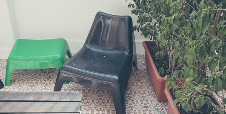betaalbaar retro hotel barcelona