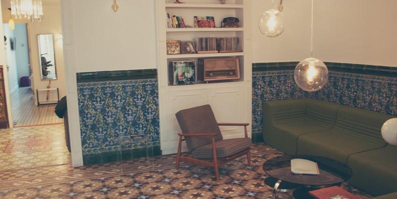 Retrome Barcelona: hip hotel