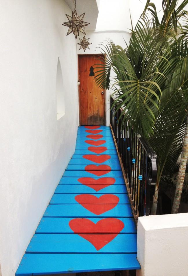 petit hotel d'hafa mexico Sayulita