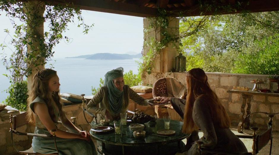 Filmlocaties uit Game of Thrones