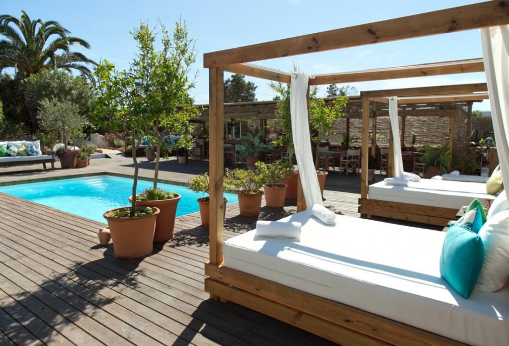 mooi hotel op formentera ibiza