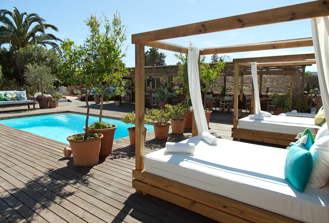 Mooi boutique hotel op formentera your future postcard for Boutique hotel ibiza