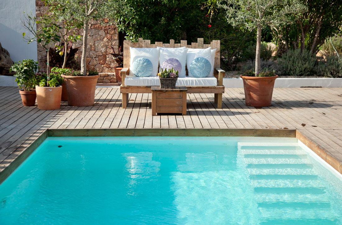 Mooi boutique hotel op Formentera
