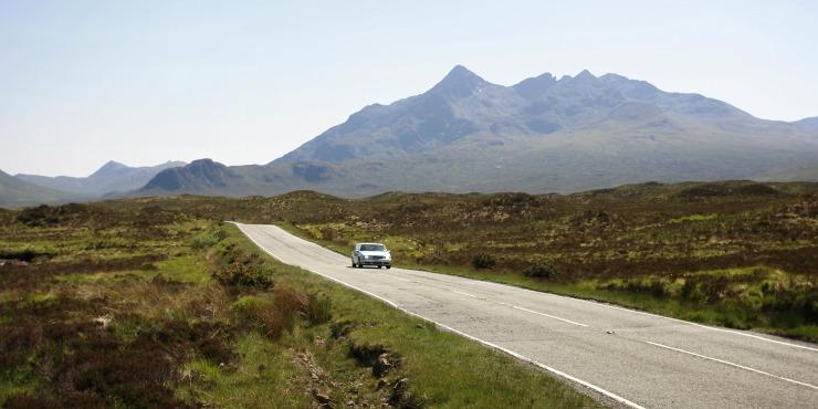Roadtrip + hoteltip Schotland