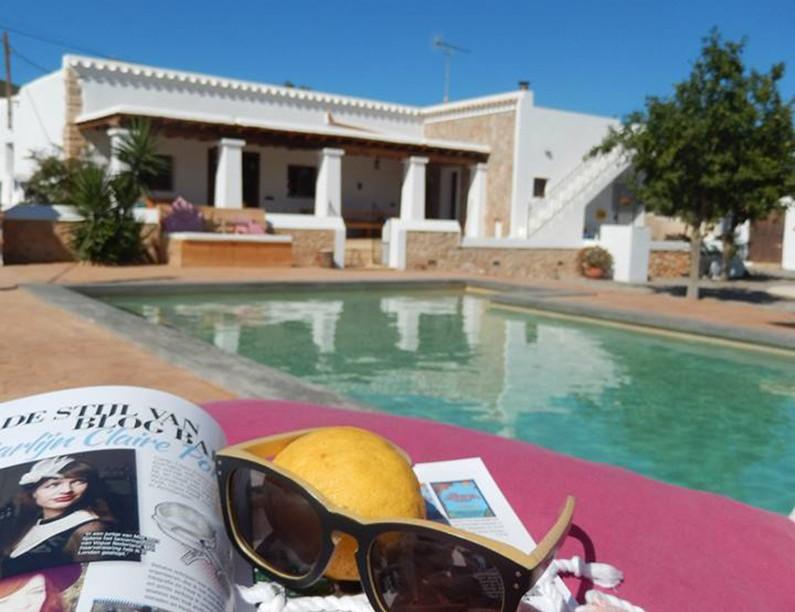Leuke B&B in een finca op Ibiza