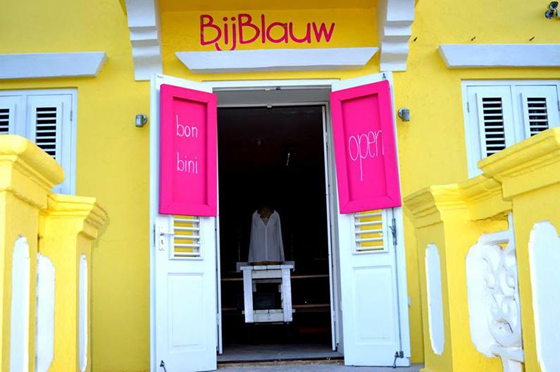 Boutique hotel Bij Blauw Curaçao