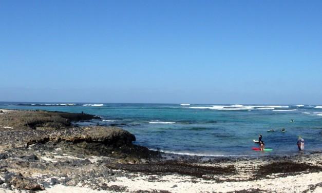 Beste surfstranden op Fuerteventura