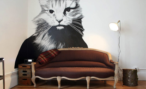 ace hotel portland - leuk hotel katten