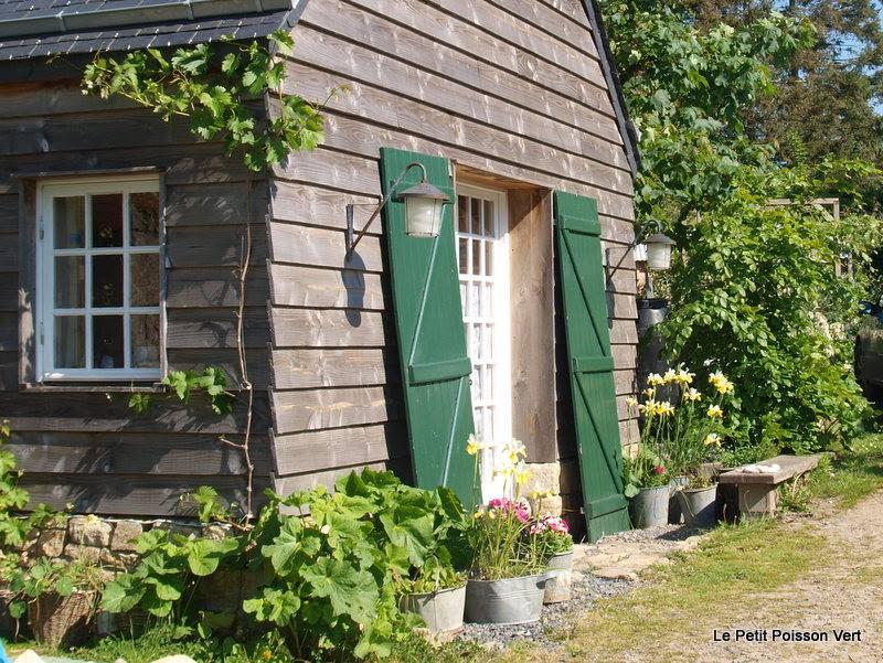 Lief vakantiehuisje in bretagne your future postcard for Klein huisje in bos te koop
