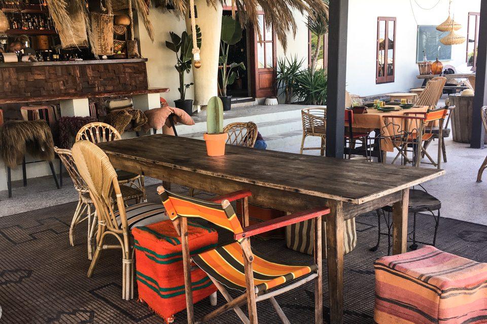 Boutique hotel in het noorden van Ibiza