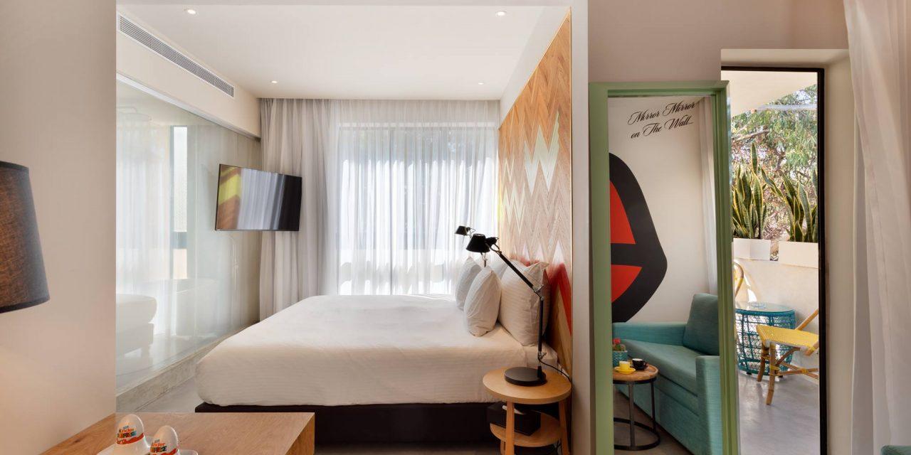 Hotel Cucu in Tel Aviv
