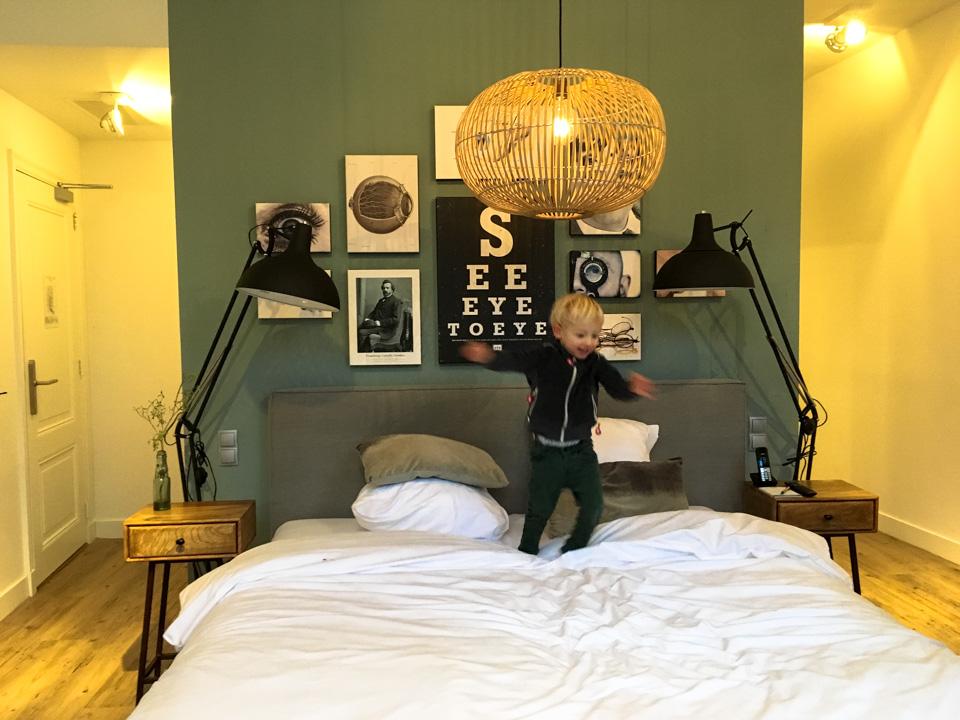 kindvriendelijk hotel utrecht