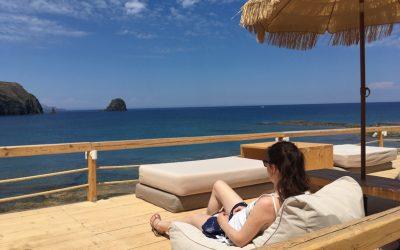 Wauw! Salt hotel op Milos
