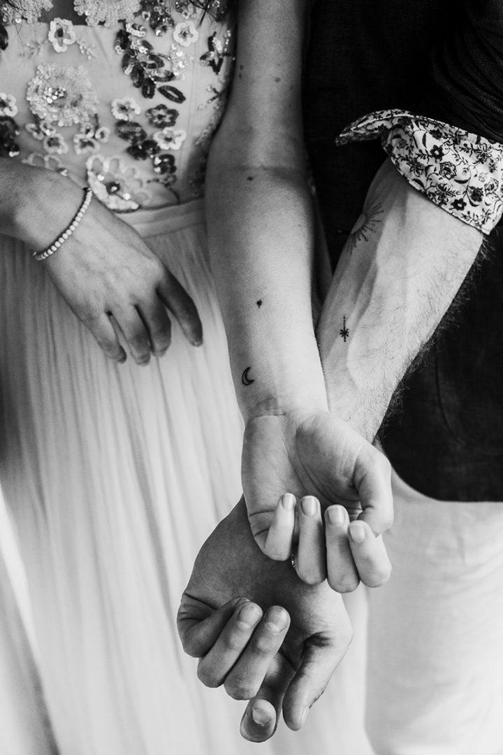 tattoo trouwen