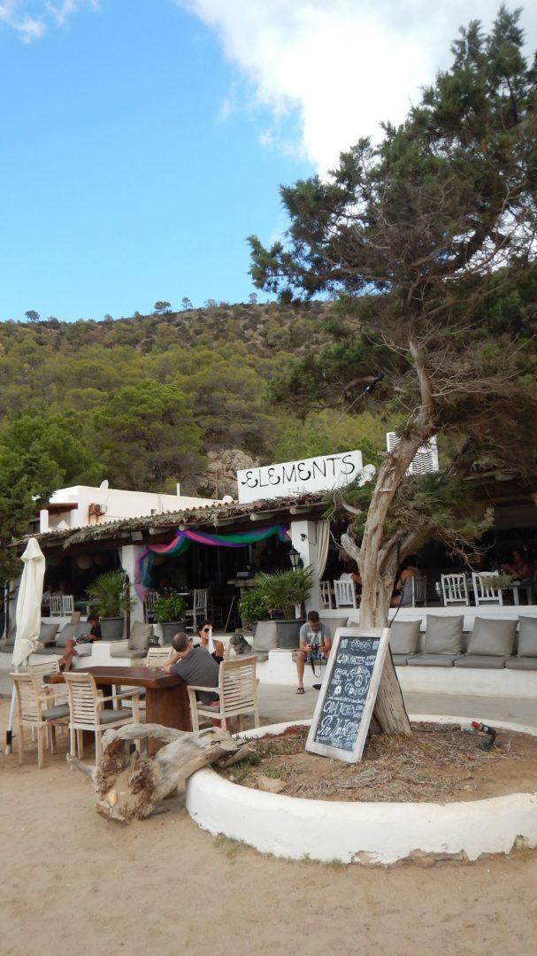 leukste strandtenten Ibiza