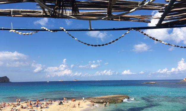 De leukste strandtenten van Ibiza