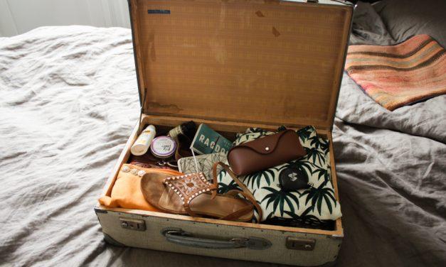Wat onmisbaar is in mijn handbagage…