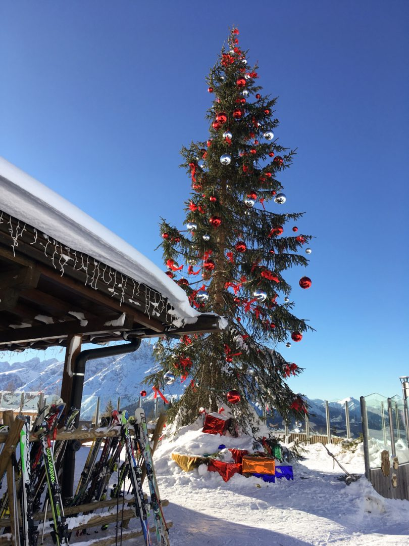 monte elmo kerstboom