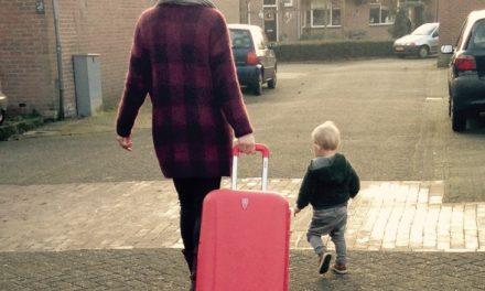 SOS koffer kwijt