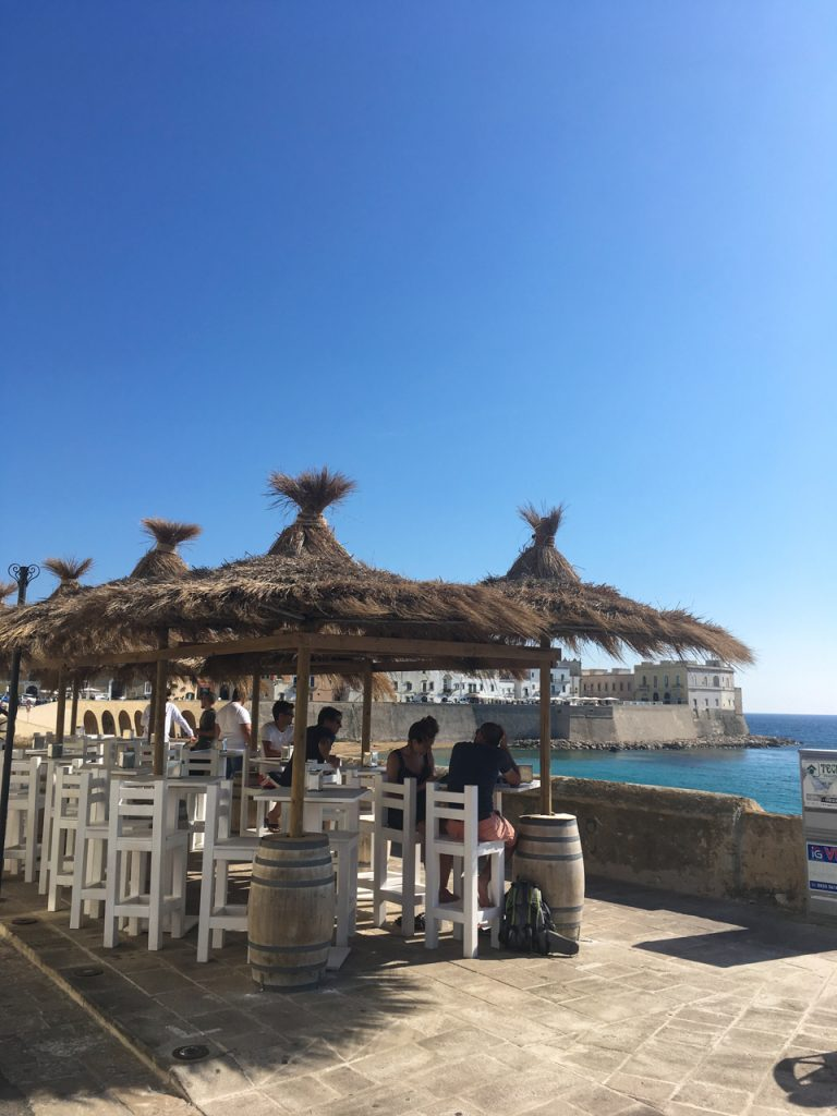 mooiste stadjes puglia, gallipoli tips