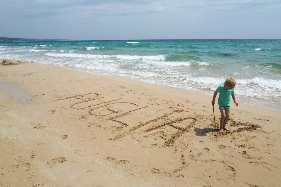 Mooiste stranden van Puglia