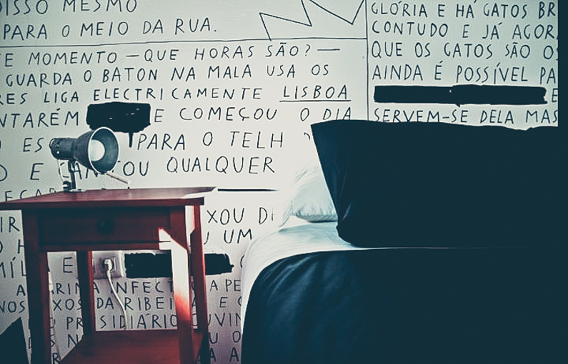 Hostel in hartje Lissabon
