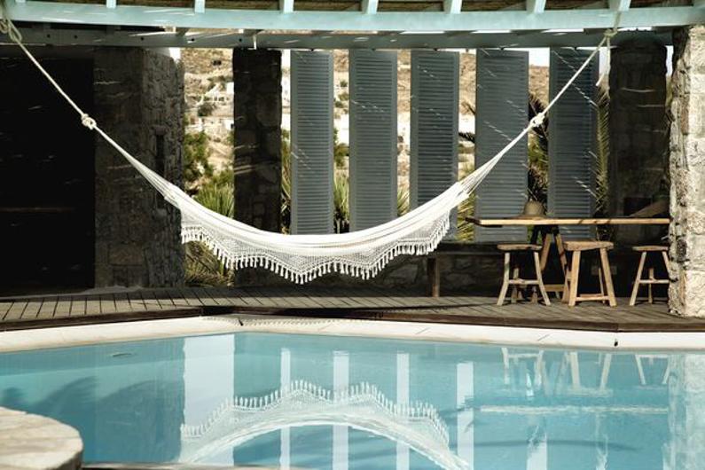 Design hotel Mykonos