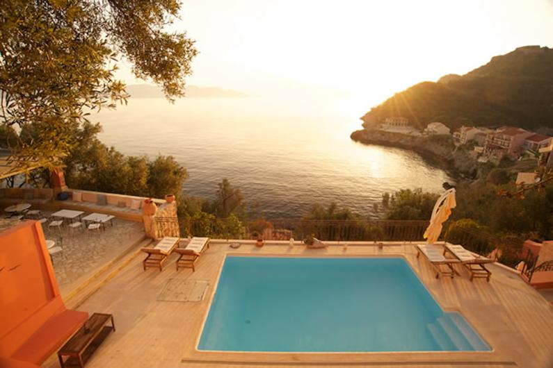 Prachtig hotel in Assos, Kefalonia