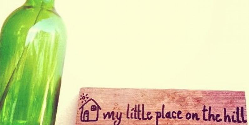 Little place on the hill