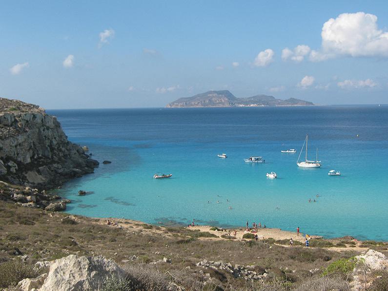 Sicilië: zout, vis en azuurblauw water