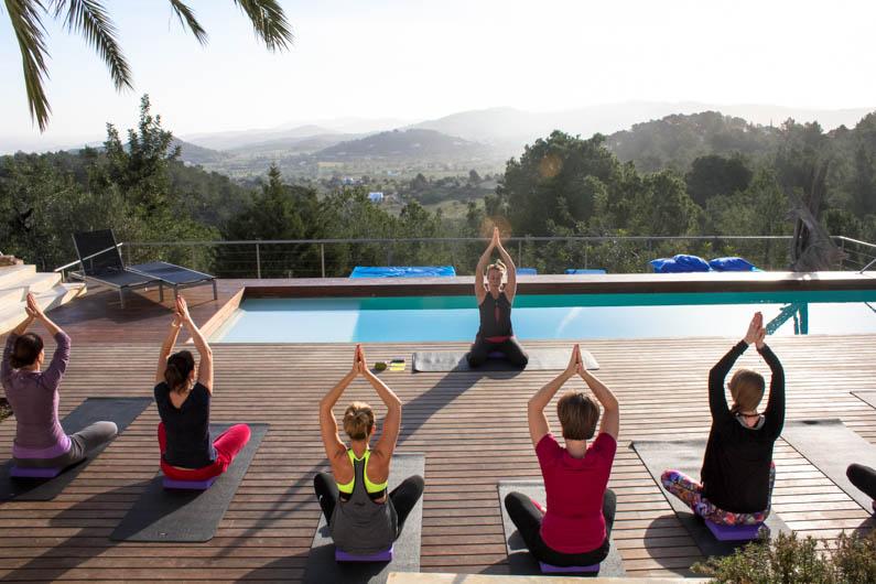 Reisvideo: yoga- & detoxweek op Ibiza