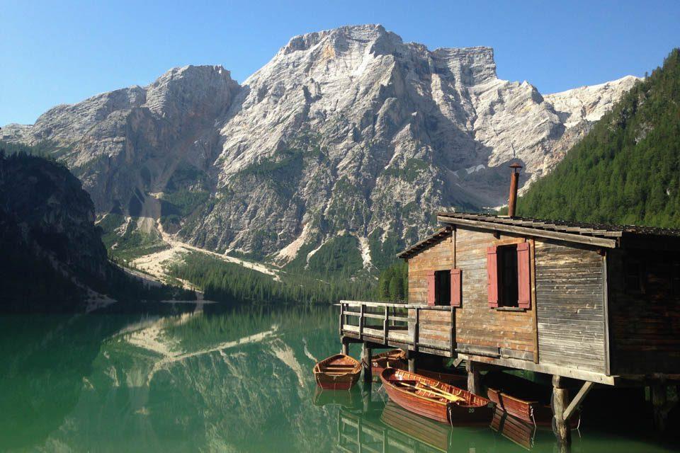 De mooiste meren in Italië